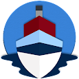 Marine finder: Vessel navigation & ship tracker icon