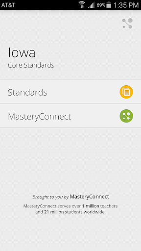 Iowa Core Standards
