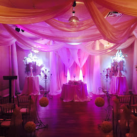 The Crystal Ballroom by Steven Wagner - Wedding Other ( wedding )