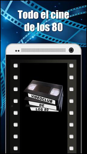 Videoclub años 80