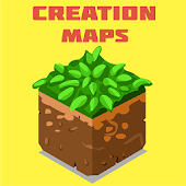 Creation Maps for minecraft
