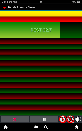 Simple Exercise Timer 1.0.1 screenshot 166549