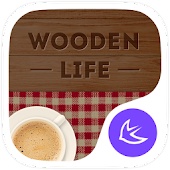 Wooden Life APUS theme