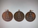 เหรียญ พระเจ้าตาก วัดนาคกลาง จ.กรุงเทพ