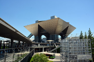 Photo: We take a tour of the Tokyo Big Site - the largest convention center in Tokyo