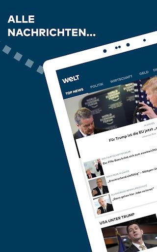 WELT News – Nachrichten live  screenshots 17