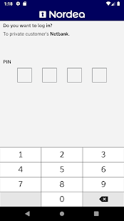 App Nordea Codes APK for Windows Phone