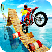 Bike Stunts Racing Master 3D