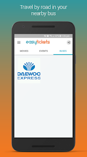 EasyTickets - Buy Movie, Bus & Event Tickets- screenshot thumbnail