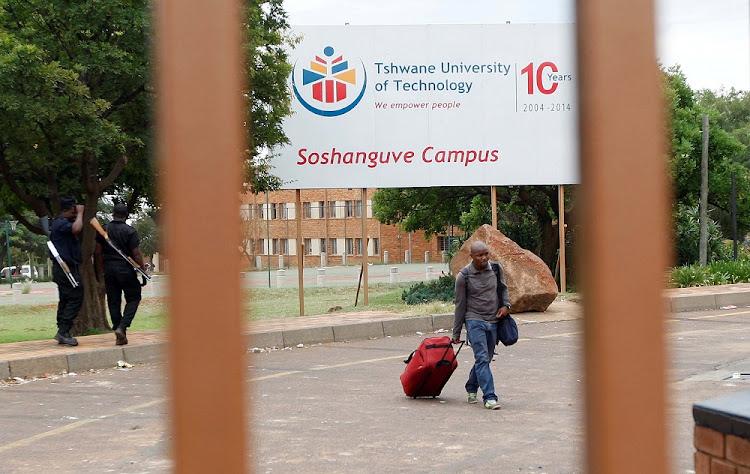 tut soshanguve campus online application