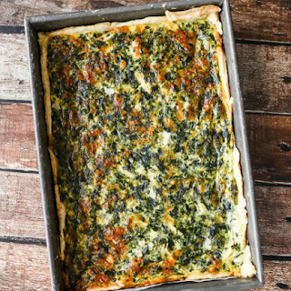 Quiche Recipe for a Crowd in a 9x13 Pan