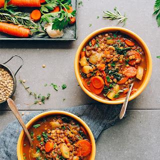 1-Pot Everyday Lentil Soup.