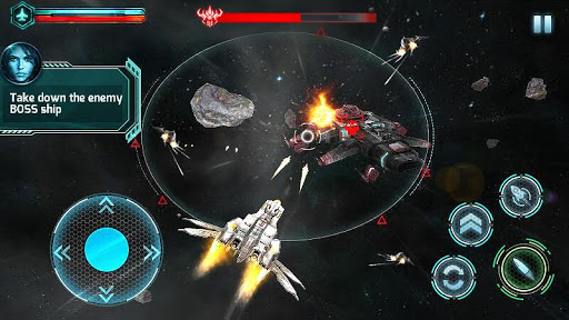 Attaque de galaxie 3D APK MOD – ressources Illimitées (Astuce) screenshots hack proof 1