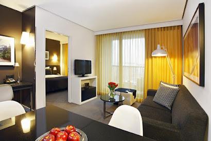 Hackescher Markt Aparthotel Serviced Apartment, Friedrichshain