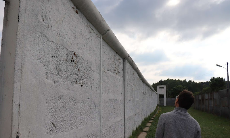 Communist Wall in Germany | Krys Kolumbus Travel