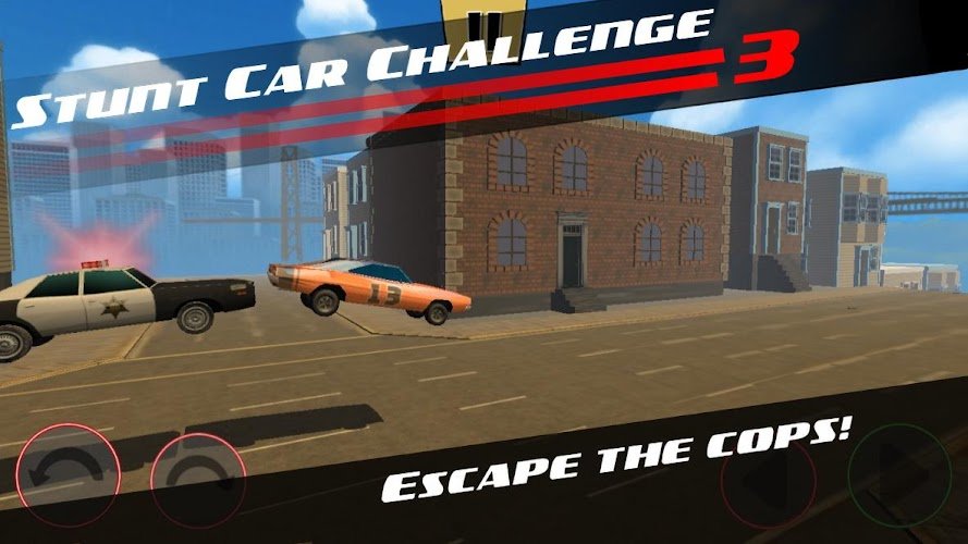Stunt Car Challenge 3 2.07 MOD (Unlimited Coins) 2