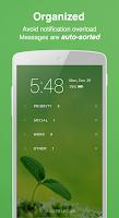 Screenshot of Echo Notification Lockscreen