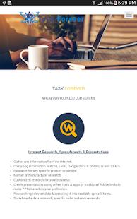 Task Forever - náhled