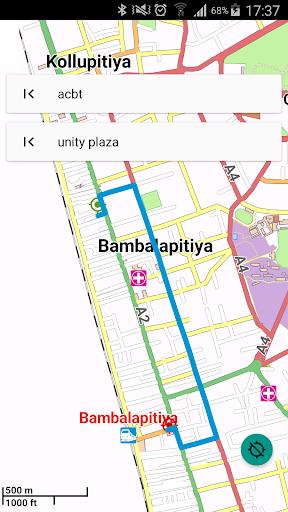 AUSTIN TEXAS MAP  screenshots 1
