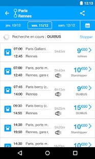kelbus, billet de bus pas cher- screenshot thumbnail