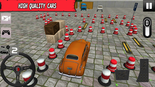 Car Stunt Parking screenshot 3