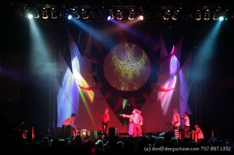 Photo: Dreams in High Fidelity at Techno Tribal Dance 2006