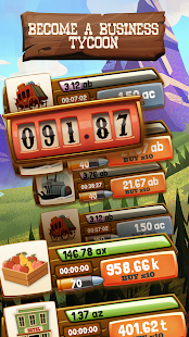 Idle Tycoon: Wild West Clicker Game – Tap for Cash 2
