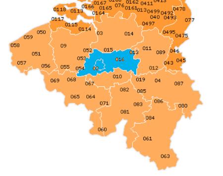 Vlaams-Brabant / Brussel