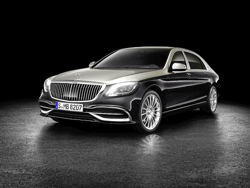 Mercedes is giving the Maybach S-Class more Maybachness. Picture: DAIMLER