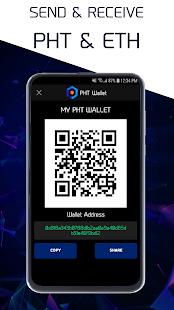 Phoneum錢包-PHT和ETH加密錢包