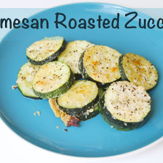 Parmesan Roasted Zucchini.