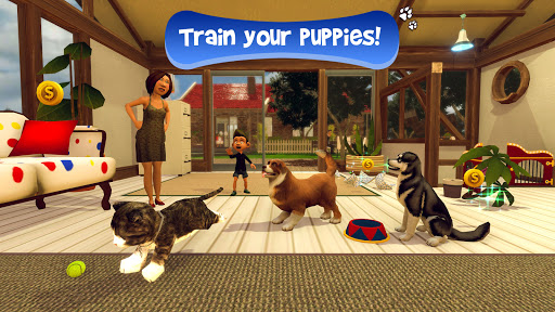 Virtual Puppy Simulator apkdebit screenshots 1