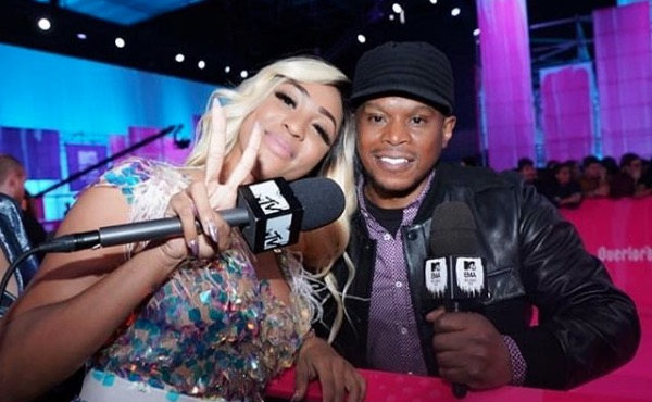 Nadia Nakai ceased the moment with Sway.