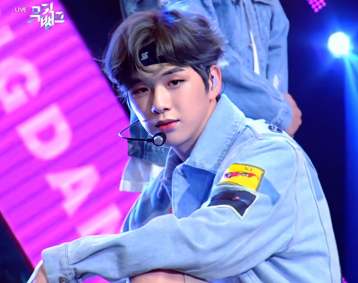 kang daniel best idol 2