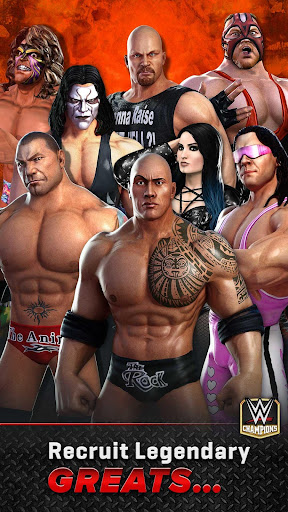 WWE Champions Free Puzzle RPG (Mod)