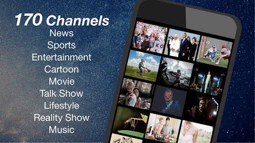 FREECABLE TV App: Free TV Shows, Free Movies, News 6.97 screenshots 2