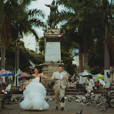 Wedding photographer Yiyo Mendoza (yiyomendoza). Photo of 12.08.2017