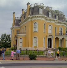 Photo: New Albany IN- Culbertson mansion, May 2012