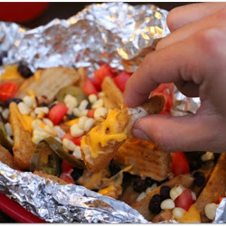 Campfire Tex-Mex Nacho Fries.