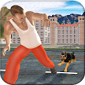 Police Dog Chase Prison Escape icon