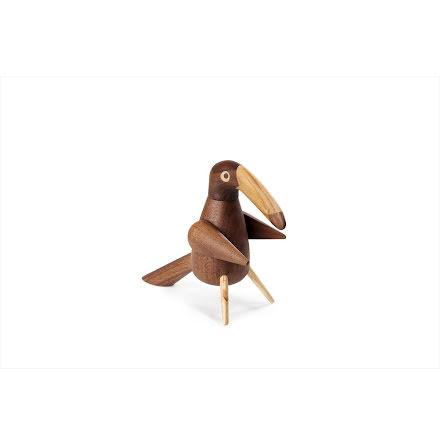 Pepparkvarn / The Pepper Bird, Valnöt