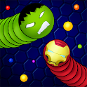 Snaky .io - Slither Battle With Masks icon