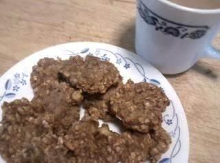 Two Ingredient Cookies