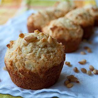 Honey Pine Nuts Muffins.