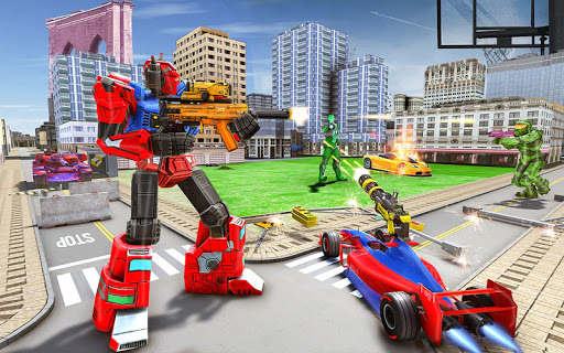 Tank Robot Car Game 2020 u2013 Robot Dinosaur Games 3d 1.0.5 screenshots 2