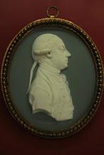 Photo: Thomas pennant miniature by Josiah Wedgewood