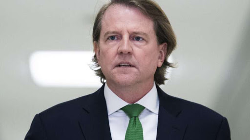 Apple Surrendered Former White House Counsel Don McGahn's Account Information to Trump DOJ