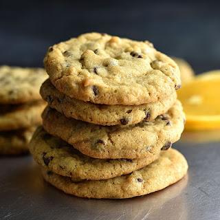 Orange Chocolate Chip Cookies Recipe