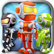 Game Robot Bros APK for Windows Phone