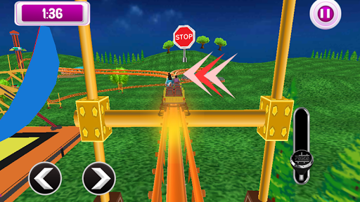 Roller Coaster Simulator HD  screenshots 2